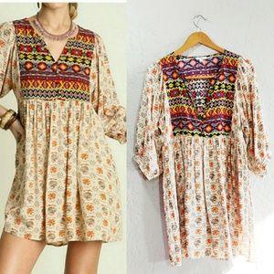 Umgee Free Spirit Boho Dress